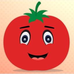 Emotional Tomato GIFs, Sticker