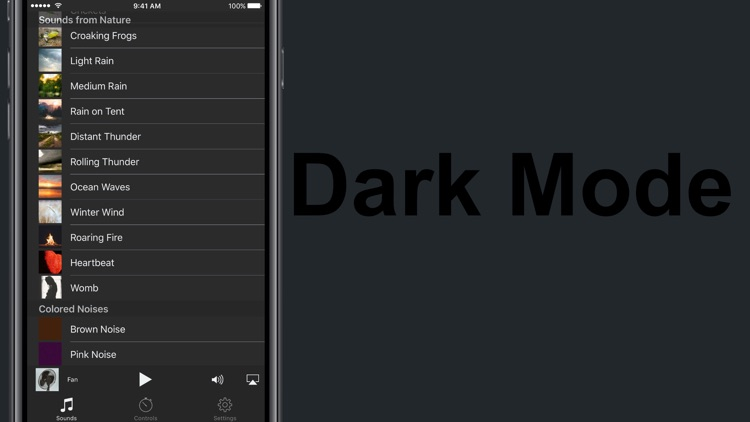 White Noise Deep Sleep Sounds screenshot-4