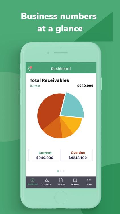 Invoice & Time Tracking - Zoho screenshot-7
