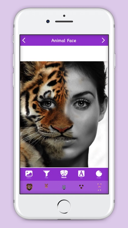 Animal Face Editor screenshot-4