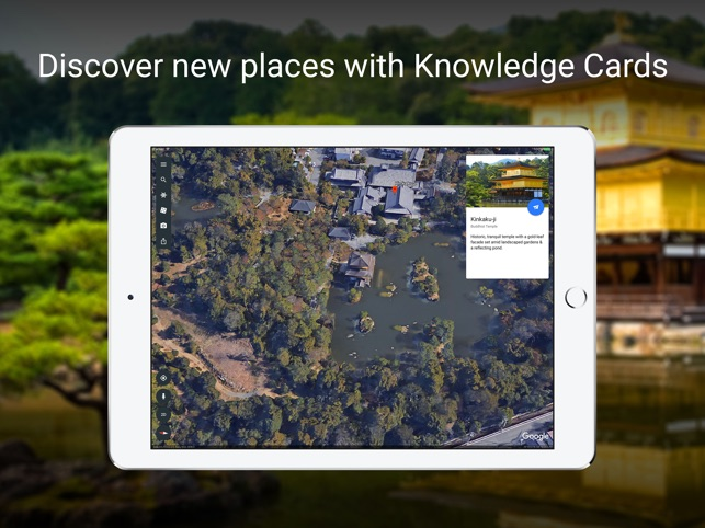 Google Earth On The App Store - World map satellite view video