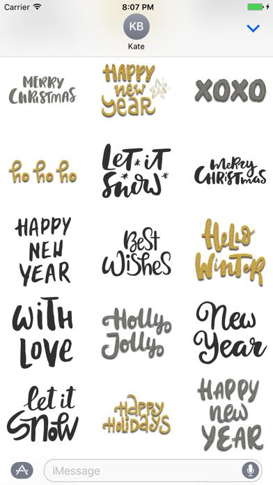 Happy New Year. screenshot three