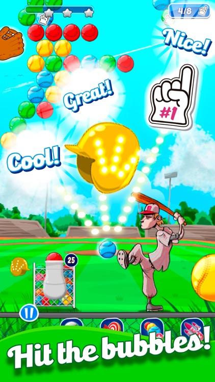 Baseball Bubble Shooter screenshot-7