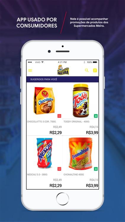 Meira Supermercados screenshot-3