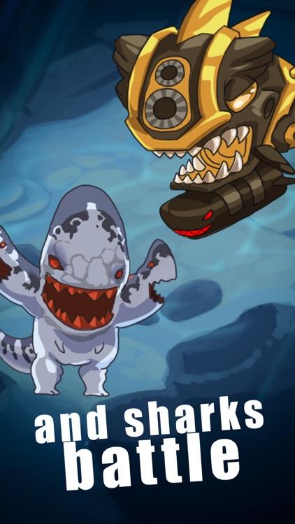 Shark Evolution World screenshot-4