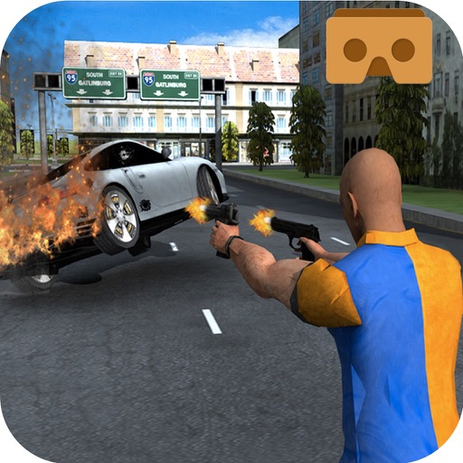 VR Crime City - Gangster Killer