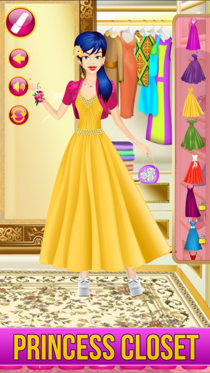 Princess Makeover & Salon screenshot-4