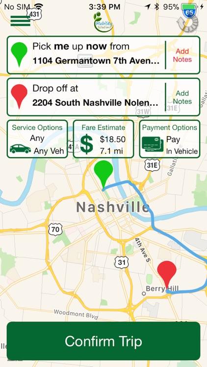 Mobility Solutions Nashville