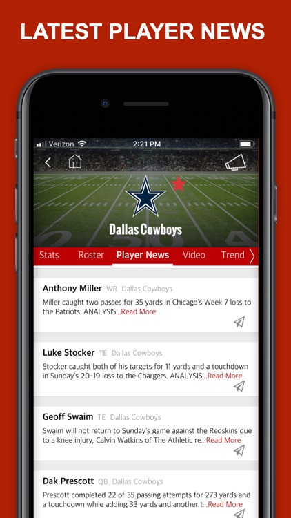 Yellfy Sports: Scores & News screenshot-5