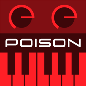 Poison-202 Vintage Synthesizer app