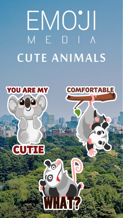Say it with Cute Animal