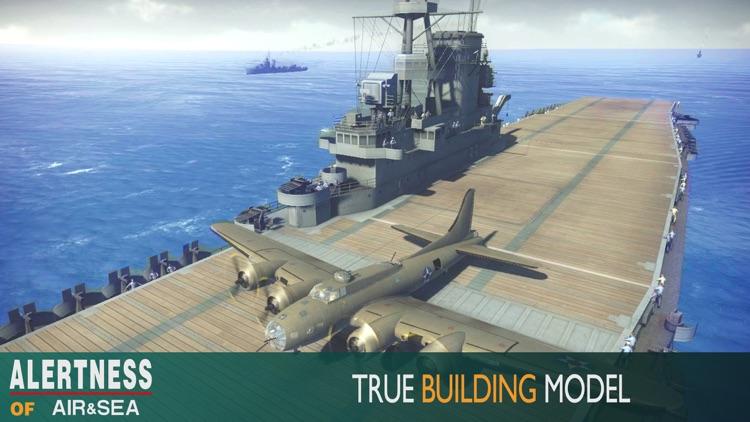 空海警戒-战舰航母模拟战争 screenshot-4
