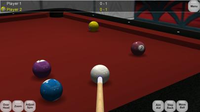 Virtual Pool Online screenshot three