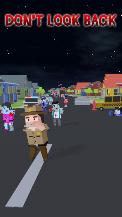 Slender Zombies: Walking World screenshot-3