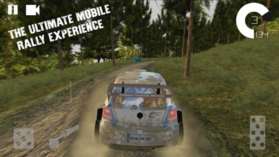 M.U.D. Rally App 截图