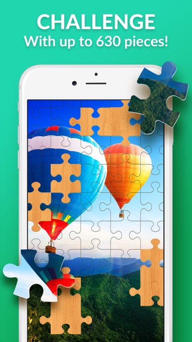 Jigsaw Puzzles for Me screenshot 3