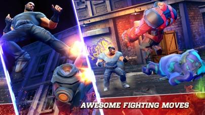 Kung Fu Street Fighting Ninja 5