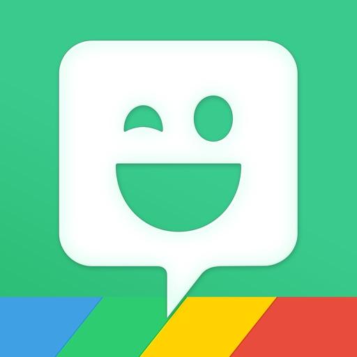 Bitmoji application logo