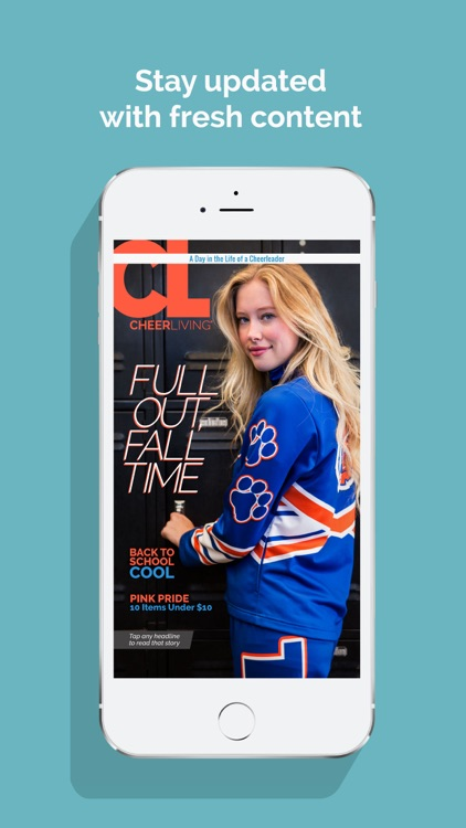 CheerLiving Magazine