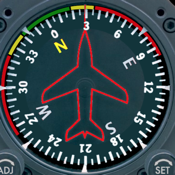 Aircraft Heading app review