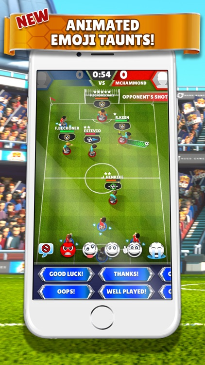 Kings of Soccer 2019 screenshot-1