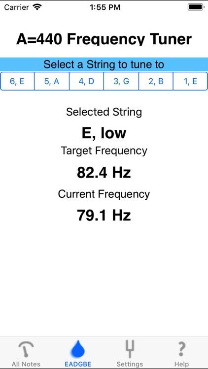 Optima Guitar Tuner