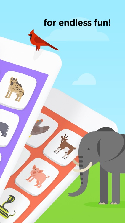 Zoo Sounds – Safe Toddler Fun screenshot-3