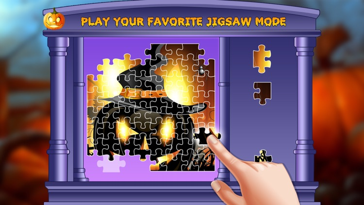 Halloween Jigsaw Art Puzzle