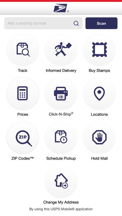 USPS Mobile®