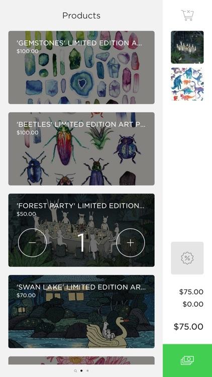 Big Cartel - Easy Online Stores screenshot-4
