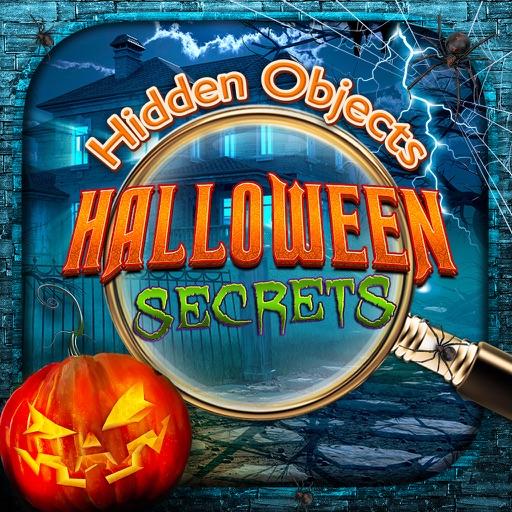 Hidden Objects Halloween Haunted Secret Spy Object