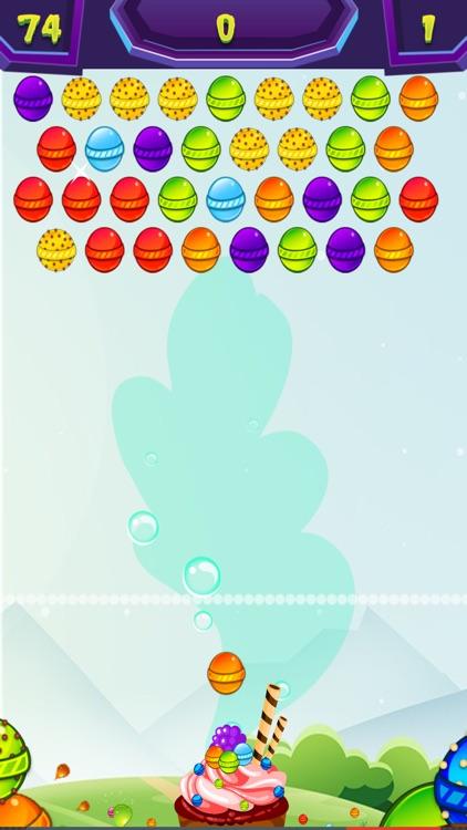 Candy Bubble Shooter 2 screenshot-3
