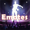 Emotes for Dances Fortnite