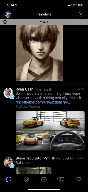 ‎Tweetbot 5 for Twitter Screenshot