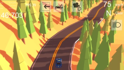Screenshot 1 Rally Legends The Game
