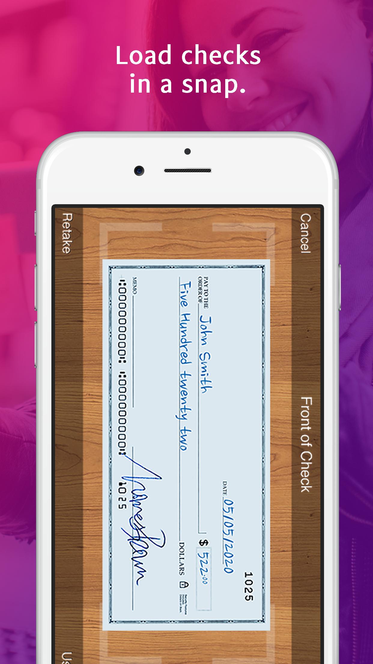 PayPal Prepaid Screenshot