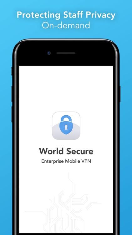 World Secure screenshot-3