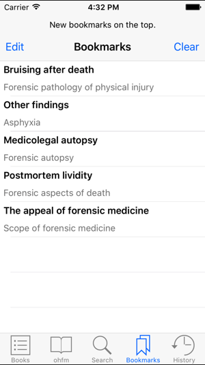 Oxford Handbook Of Forensic Medicine On The App Store