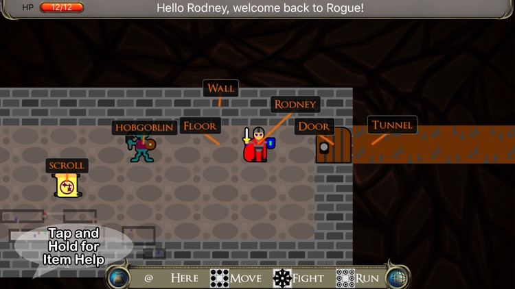 Rogue screenshot-1