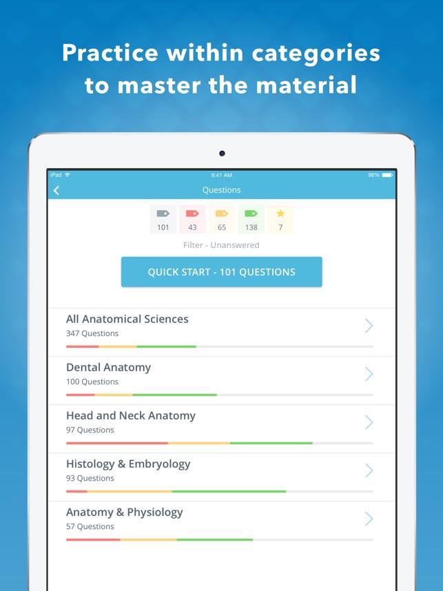 Dental Hygiene Mastery: NBDHE on the App Store