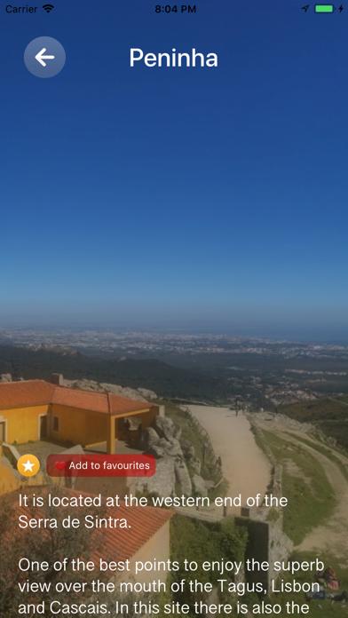 Sintra Sights & Landscapes screenshot three