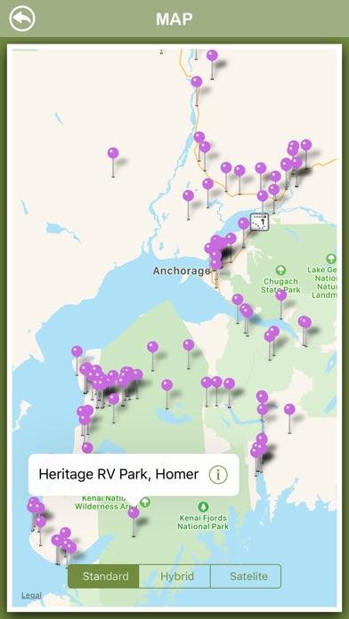 Alaska Campgrounds Offline-3