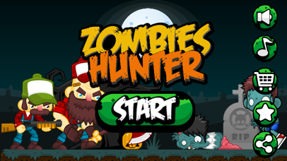 Zombies - Shoot & Hunt