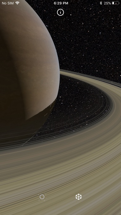 Saturn Walk Screenshot