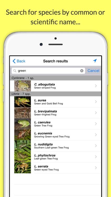 Frogs of Australia screenshot-3