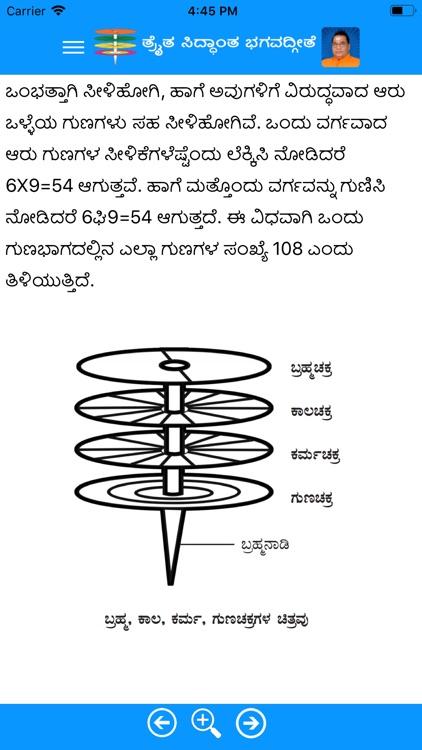 Bhagavadgeethe (Kannada) screenshot-8