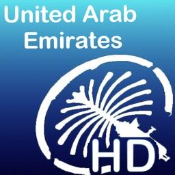 Aqua Map UAE - Nautical GPS