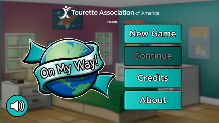 On My Way! for Tourette