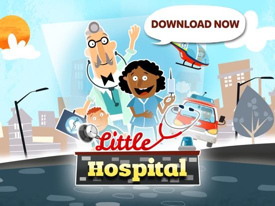 Little Hospital For Kids screenshot 10