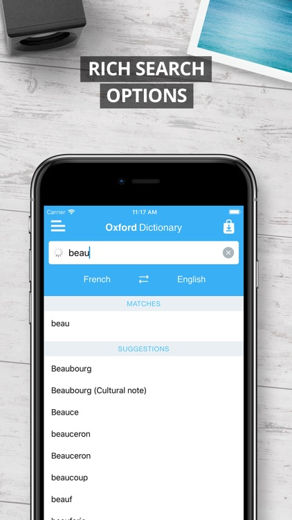 Oxford French Dictionary 2017